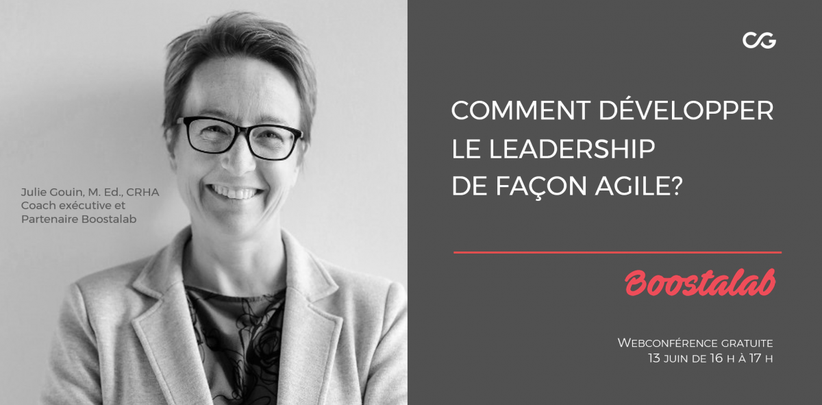 Julie Gouin - Coaching de Gestion